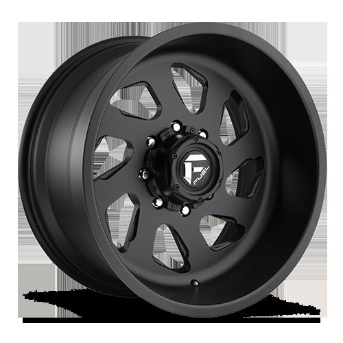 FF39D - 8 Lug Super Single Front