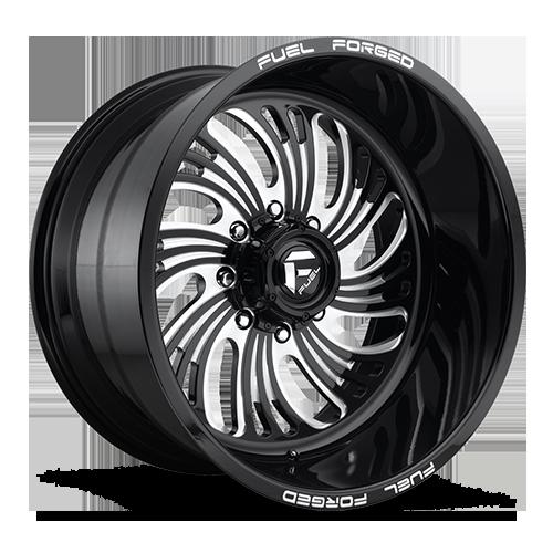 FF70 - 8 Lug