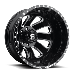 FF12 - Dually Rear 20 x 8.25 Forged