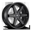 Altair - M192 SUV Satin Black/Gloss Black