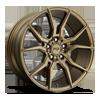 Ascari - M167 Bronze 19x9.5