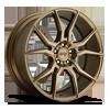 Ascari - M167 Bronze 20x9
