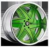 Shuffle-C17 Green