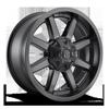 Maverick - D436 Matte Black