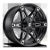 Dakar - D622 Gloss Black & Milled
