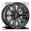 Diesel - D598 Black & Milled