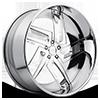 Rackz - XA10 Chrome