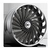 Dazed - S241 Dazed w/ low profile spinner bearing housing