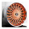 S718-Fate Orange & Milled