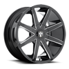 Push - S109 Gloss Black & Milled 19