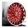 Savant - S714 Red & milled
