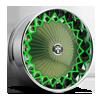 Glaze - S716 2 Tone Green