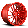 DVO Brushed Candy Red