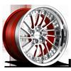 DVO Polished w/ Red Inner