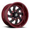 FF03 - 8 Lug Illusion Cherry w/ Gloss Black