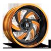 FF10 Gloss Black w/ Trans Copper