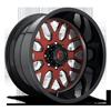 FF19 Gloss Black w/ Stryker Viper Red