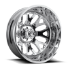 FF19D - Rear 26x8.25 | 8 Lug | Polished