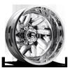 FF29D - Rear 24x8.25 | 8 Lug | Polished