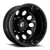 FF31D - 10 Lug Rear Gloss Black