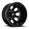 FF31D - 8 Lug Rear Gloss Black