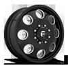 FF31D - 8 Lug Front Gloss Black
