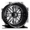 FF33 Gloss Black & Milled