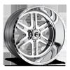 FF33 - 6 Lug Polished