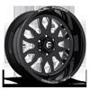 FF37 Gloss Black & Milled