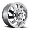 FF39D- 10 Lug Front Polished