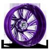 FF41D - Rear Candy Purple