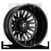 FF45D - Rear Gloss Black w/ Magnetic Metallic Windows