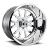 FF45-6 Lug Polished