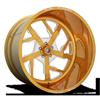 FF51 - 5 LUG 24K Gold