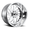 FF51 - 8 Lug Polished