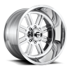 FF54 - 8 Lug Polished