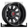 FF60D - Rear Magnetic Grey Metallic w/ Gloss Black