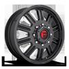 FF60D - Front Magnetic Grey Metallic w/ Gloss Black