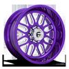 FF66D - Super Single Front Candy Purple
