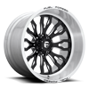 FFC80 | Concave Gloss Black & Brushed