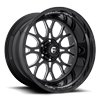 FFS88 Gloss Black & Milled