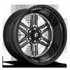 FFS89 Gloss Black & Milled