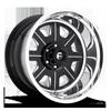 FFS90 Gloss Black & Milled