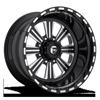 FFS91 Gloss Black & Milled