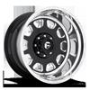 FFS92 Gloss Black & Milled