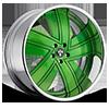 Fader-C14 Green