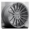 Form - M157 Charcoal 19x9.5