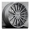 Form - M157 Charcoal 20x8.5
