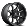 Coupler - D556 Black & Machined with Dark Tint