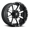Maverick - D537 Black & Machined